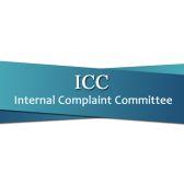 Internal Complaint Committee